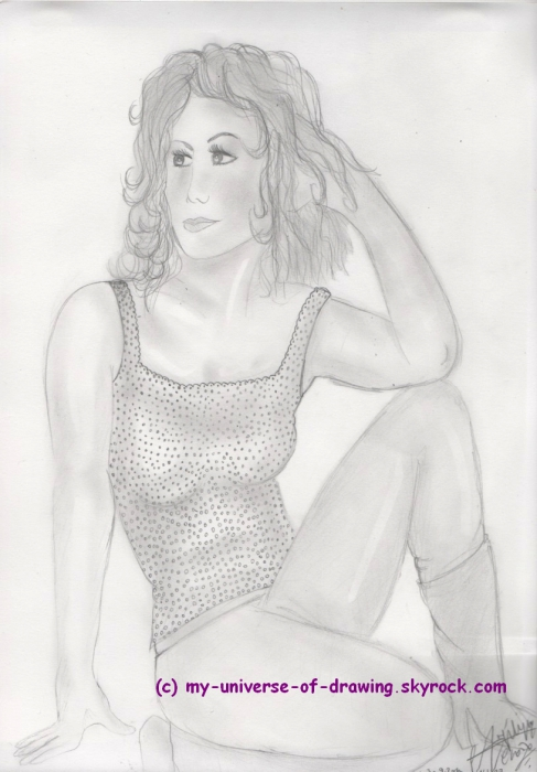 Katie Melua by AngelRainbow
